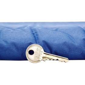 CAMPZ Double Comfort Slaapmat L blauw